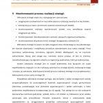 5 Strategia doskonalenia procesów Tendencje firm gotowych do działania w przyszłości