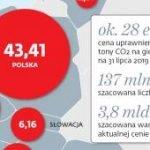 Aktualizacja uprawnień do emisji dwutlenku węgla dla celów podatkowych