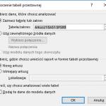 Automatyzacja arkusza kalkulacyjnego Excel Tytuły raportów