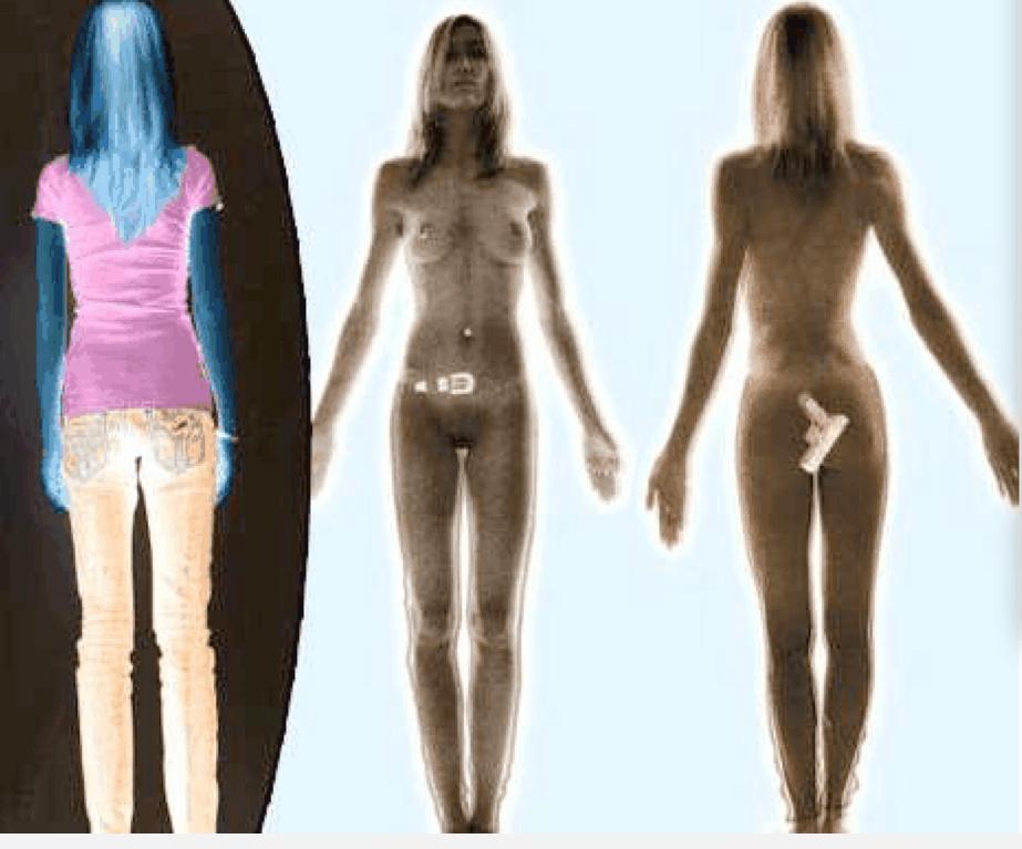 Tsa body scanners will no longer see you naked