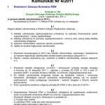 Komunikaty firmowe: Tydzień 18 listopada 2013 r.