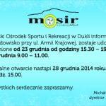 Komunikaty firmowe: Tydzień 29 października 2012 r.
