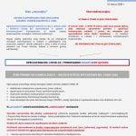 Kwestie Skarbu Państwa Proponowane zasady raportowania informacyjnego przez Pracodawców i Ubezpieczycieli w ramach Ustawy o Opiece Ekonomicznej