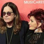 Ozzy i Sharon Osbourne na kursie z IRS