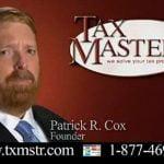 TaxMasters i CEO Cox zlecili zapłacenie kary w wysokości $195 milionów.