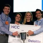 University of Texas Wins Deloitte Tax Competition